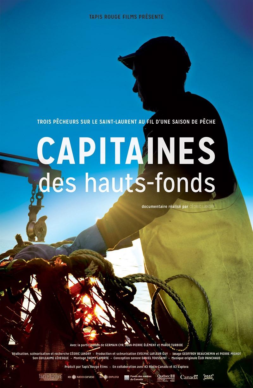Affiche Capitaine des hauts-fonds